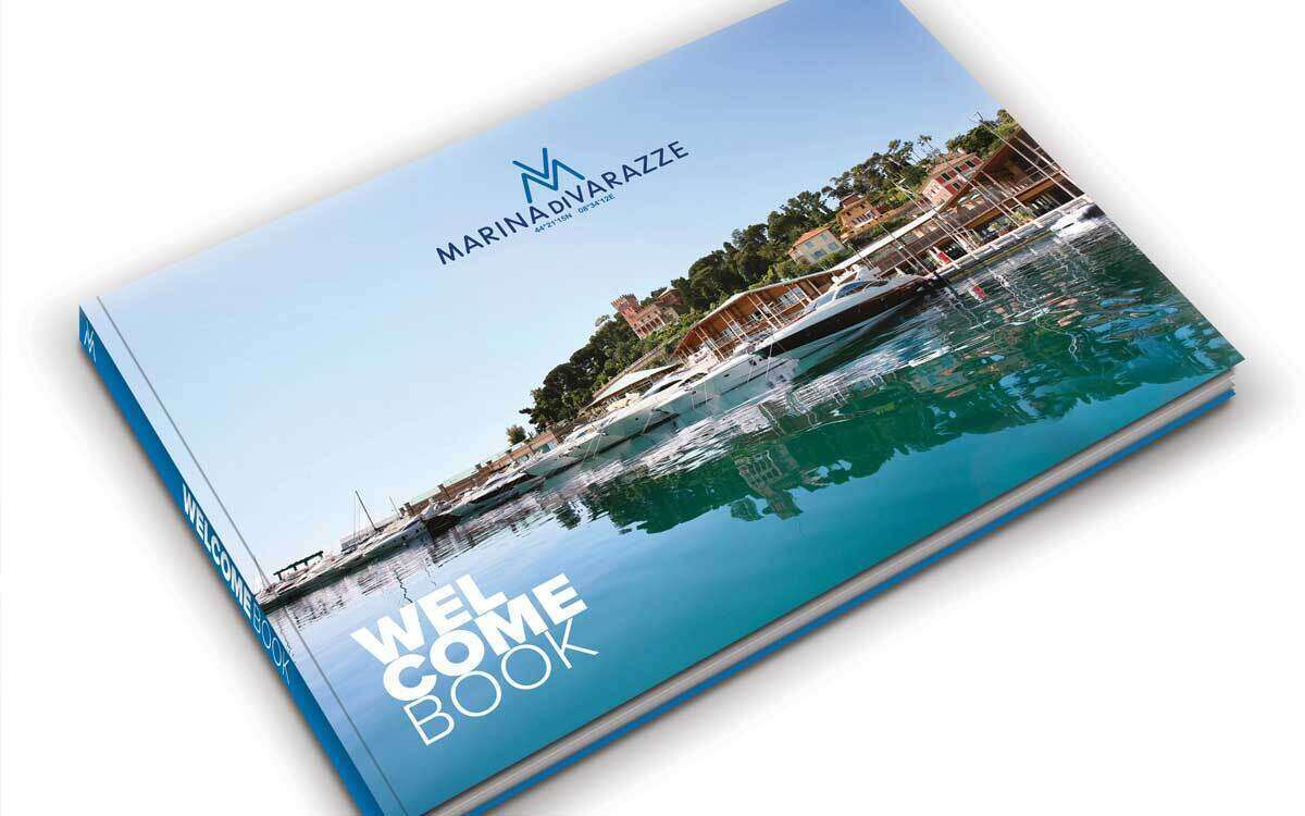 Welcome Book - Marina di varazze - www.marinadivarazze.it
