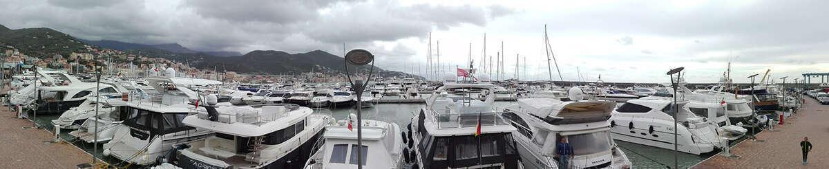 Marina di Varazze - maltempo - Liguria