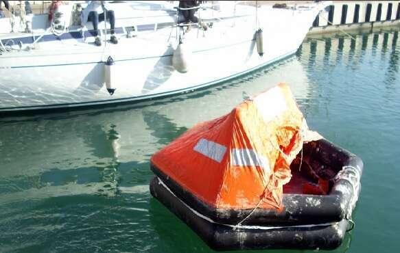 Corso sicurezza in mare - punto vela blu - marina di varazze