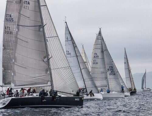 Campionato del Ponente 17-18 Novembre seconda regata