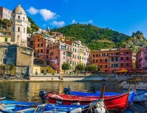 Riviera di Ponente: 5 posti da visitare in Liguria