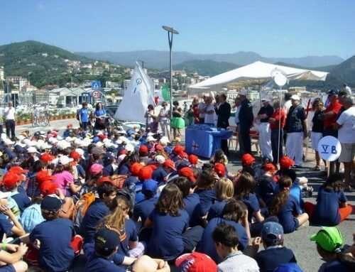 Giornata del Mare  11 Aprile  in Marina di Varazze