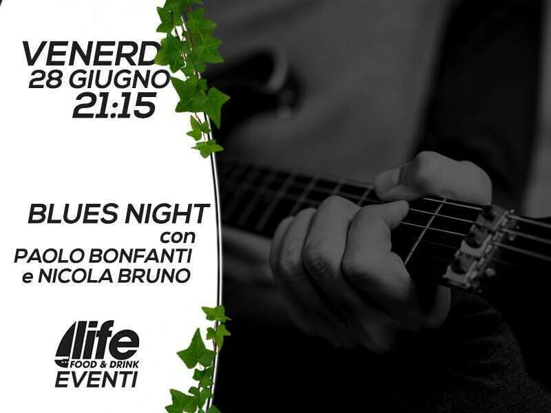 Blues Night _Life